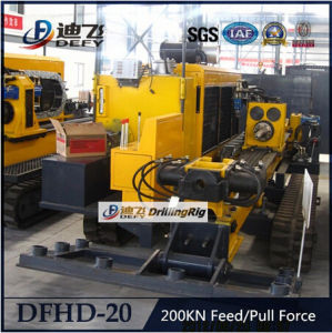 Dfhd-20 Horizontal Directional Drilling Machine HDD Rigs pictures & photos