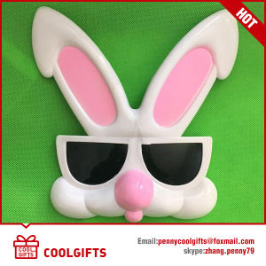 Special Party Sunglasses with Bunny Rabbit Ear for Christmas Gift pictures & photos