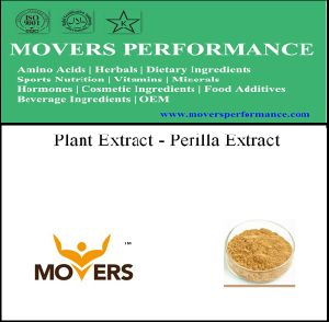 Good Price High Quality Plant Extract - Perilla Extract pictures & photos