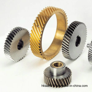 Planetary Gear, Ring Gear, Brass Helical Gear pictures & photos