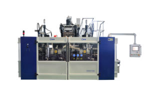 Blow Molding Machine B20d-750 (2 Stations 2 Cavities)