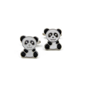 VAGULA Quality Panda Mancuerna Cufflinks (HLK35142) pictures & photos