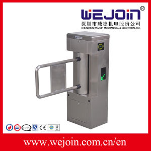 Full-Automatic Swing Barrier Gate with 304stainless Steel Housing pictures & photos