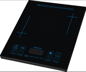 Single Burner Touch Control 2000W Induction Cooktop Induction Cooker (AM20H9C) pictures & photos