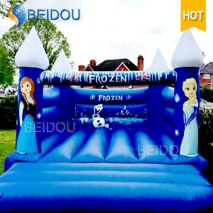 Hot Sale Inflatable Bouncy Castle Frozen Jumping Castle Inflatable Jumper