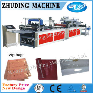 Zipper Bag Making Machine for Sale pictures & photos