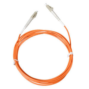 High Quality LC to LC Multi-Mode Om3 Optical Fiber Jumper pictures & photos