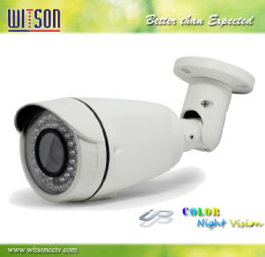 CCTV Color Night Vision Starlight HD IP Network Camera Witson W3-Cnw710 pictures & photos