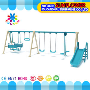 Children′s Swing Paradise Outdoor Solitary Equipment Swing Combination Children Toys (XYH-139-5)