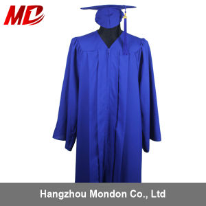 Wholesale Matte Graduation Uniform with Cap pictures & photos