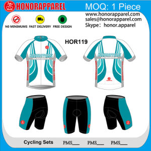 Top Quality Sublimation Custom Cycling Jersey