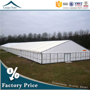 Customzied Size Movable Commercial Logistics Warehouse Tent with ABS Panel Wall pictures & photos