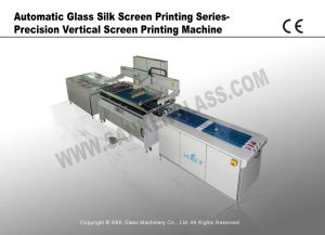 Precision Vertical Silk Screen Printing Machine Ay-1124FM-AC pictures & photos
