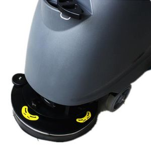 Battery Powered High Quality Floor Scrubber Weih Lower Price pictures & photos
