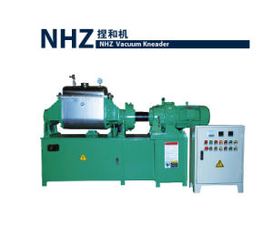Lab Size Electrical Heating Vacuum Kneader (sigma mixer) for Ink, Silicone Rubber, CMC pictures & photos