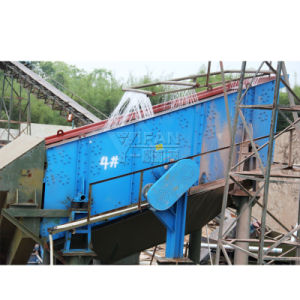 High Quality and Low Price Vibrating Aggregate Screen pictures & photos
