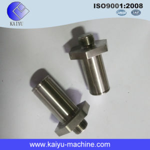 Stainless Steel Hydraulic Adaptor with Male Thread One End pictures & photos
