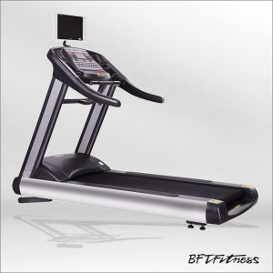 Hot Sale Commercial Electric Treadmill Electric Running Machine with TV pictures & photos