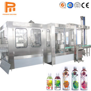 Automatic Complete Line 6000bph Orange Mango Fruit Juice Filling Machine