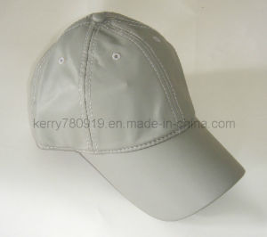 Leather Outdoor Baseball Cap/Sports Cap (DH-LH7713)