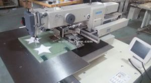 Programmable Pattern Sewing Machine for Shoes Uppers pictures & photos