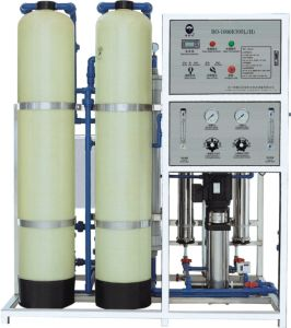 300L/H RO Water Treatment Plant (RO-1000I)