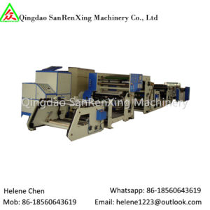 Hot Melt Adhesive Double Sides Coating Machine