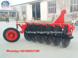 2016 New Design Paddy Disc Plough for African Market pictures & photos