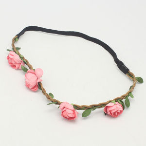 China Crown Festival Part Wedding Floral Flower Hair Band (HEAD-280) -  China Flower Hair Band d6837e37ef0