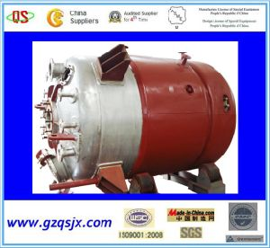New Integral Jacketed Reaction Kettle, China Chemical Reactor (ASME standard)