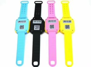 3G/WCDMA Kids GPS Tracker Watch with Video Calls D18s pictures & photos