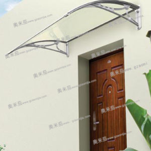 Hot Sale PC Door Canopy Awning (A83)
