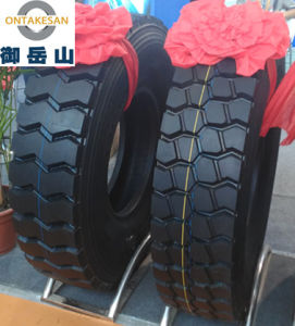 10.00r20 Bis Certificated Truck Tire, TBR Tire