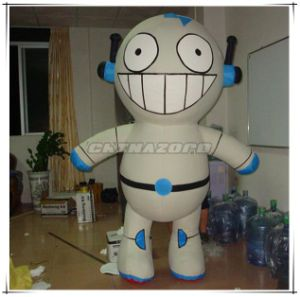 Good Quality Customized Inflatable Walking Cartoon for Business Promotion