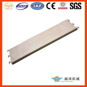 High Quality Scaffolding Aluminum Plank Used for Construction pictures & photos