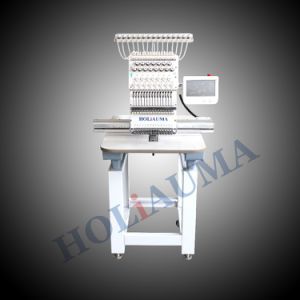 15 Colors Single Head Similar Used Tajima Embroidery Machine Price on Sale pictures & photos