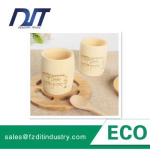 OEM ODM Water Coffee Drinking Bamboo Mug