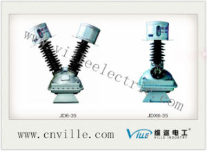 Inductive Voltage Transformers 110kv pictures & photos