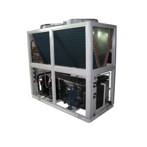 Industrial Screw Air Cooled Water Chiller pictures & photos