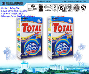 Carton Package Detergent Powder