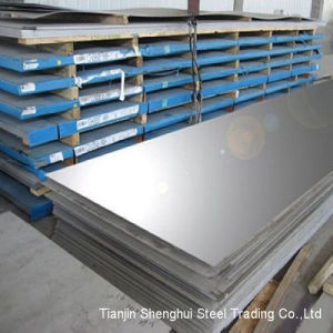 Hot Rolled with Stainless Steel Plate (304) pictures & photos