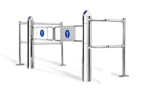 Supermarket Gate, Automatic Gate, Supermarket Entrance Swing Gate Automatic pictures & photos