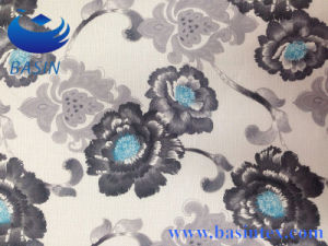 Printing Polyester Linen Sofa Fabric (BS8122) pictures & photos