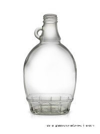 375ml Handle Bottle for Maple Syrup with 28mm Finish