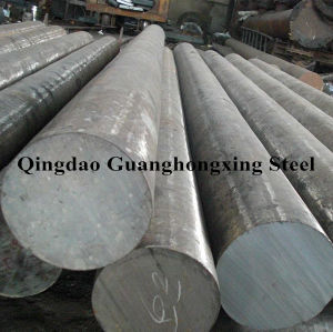 GB 40mn2, JIS Smn438, ASTM 1340, Hot Rolled, Round Steel Bar