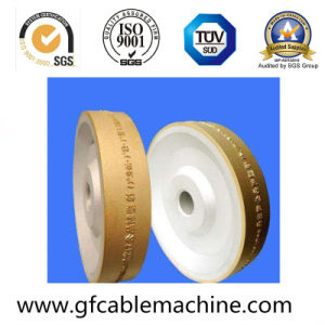 Wire Cable Concave Printing Wheel pictures & photos