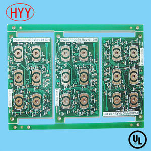 Printed Circuit Board PCB with High Percision