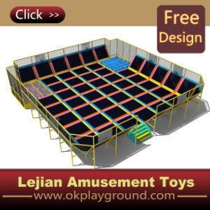 Popular High Quality Bed Trampoline with CE (TP1205-2) pictures & photos