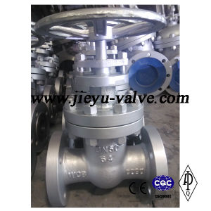 DIN Non Rising Stem Wcb Gate Valve Pn64 Dn50 pictures & photos
