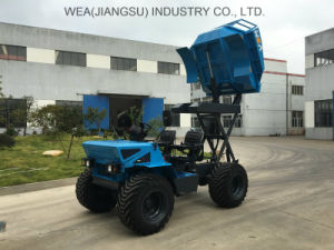China Made SD18 Agricultural Tractor Used in Palm Oil Plantation pictures & photos